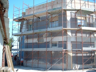 ristrutturare capannone industriale Sina service srl Siracusa
